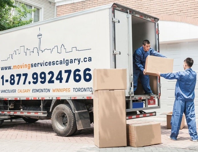 professional moving companies, movers in Calgary Alberta
