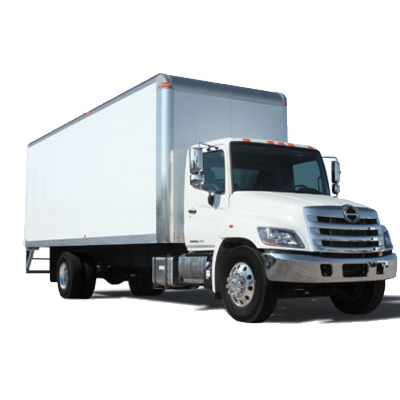 This is the Truck you can have if you are moving to a long distance location, BIG 78 cubic meter truck and trailer set up for long distance moving services.