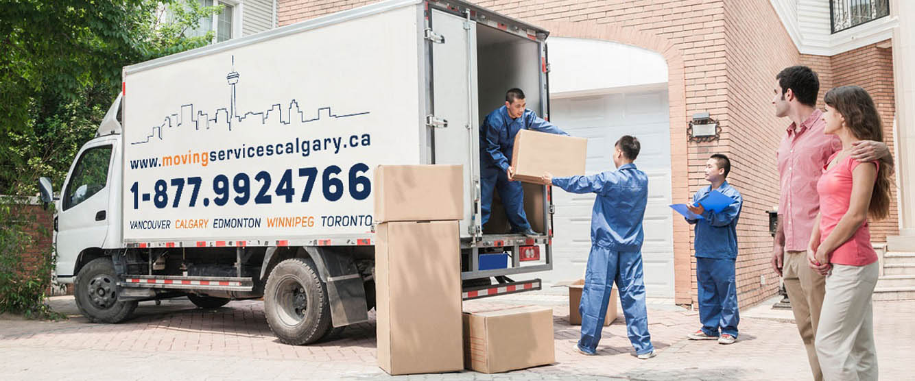 Local moving services Calgary