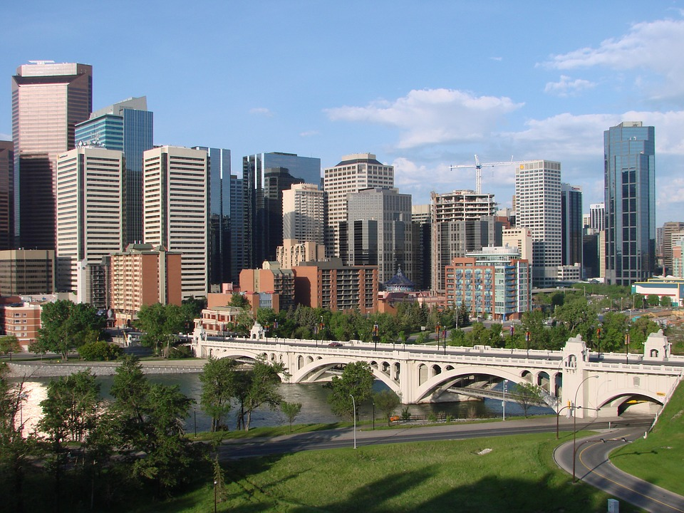 relocating to Calgary