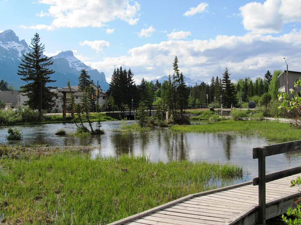 moving to Canmore